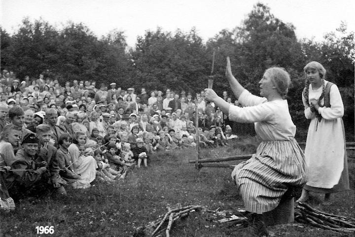 Pitkäjärveläiset-näytelmä 1966